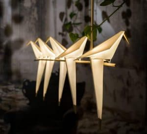 Le Perch Light du designer et architecte Umut Yamac