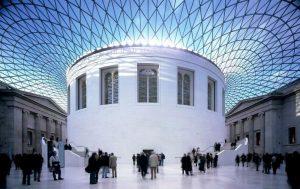 Les verrières de l'architecte Norman Foster au musée de Londres