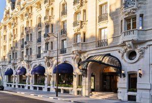 Hôtel le Lutetia dans Paris