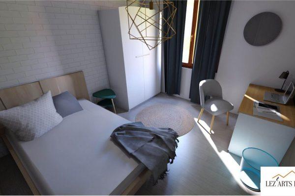 Vue3D-chambre-ado