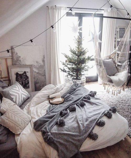 style de décoration Hygge