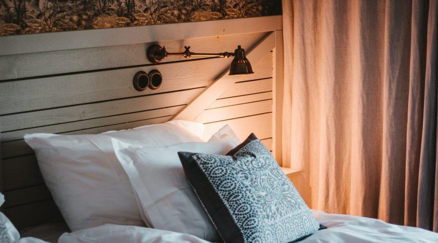 aménagement d'une tête de lit